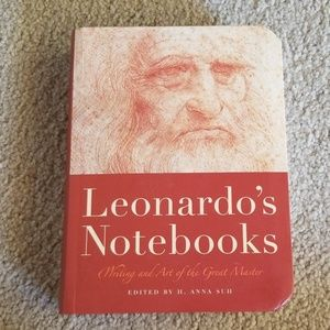 Accents - Leonardo's Notebooks, Edited by H. Anna Suh